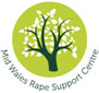 Mid Wales rape support centre logo