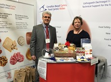 Food Centre Wales at the Farm Business Innovation show 2017