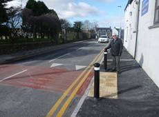 Two years of Active Travel improvements worth £336,750 completed in Cardigan