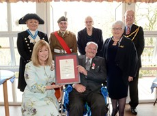 British Empire Medal Awarded for Voluntary Services to Disabled People in Ceredigion