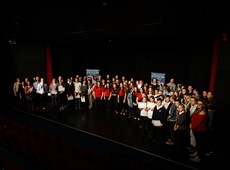 Ceredigion Youth Service award over 400 young people