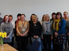 Welsh Learners given recognition in Welsh in the Workplace celebrations