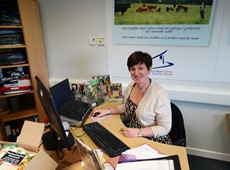A day in My Life By Julie Lomas, Food and Drink Festivals Co-ordinator  / Aberystwyth Farmers Market Co-ordinator