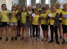 Penrhyncoch Brownies compose song!