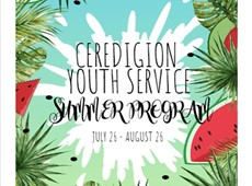 Summer Activity Program by Ceredigion Youth Service
