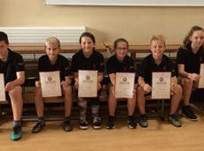 Young Ambassadors given recognition in local celebrations