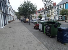 Aberystwyth Waste Pilot Launched