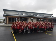 Ysgol Henry Richard opens its doors to welcome the primary section