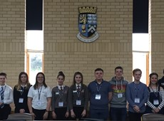 New faces join Ceredigion Youth Council