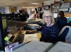 A Day in My Life by Annett Birkett, Engineer – Flooding, Land Drainage and Coastal Protection