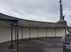 Competition to design art mural for Aberystwyth Promenade!