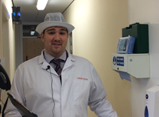 A day in my life - Owain Jones, Environmental Health Officer