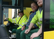 Waste Collection crews and residents of Ceredigion thanked by Chief Executive