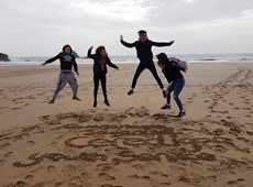 Success for Ceredigion Youth Service Half Term activities programme