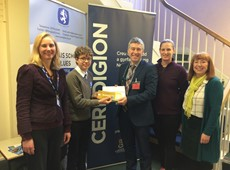 Picture Story: Gold ticket win at careers fair