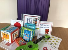 New Welsh language resources for Ceredigion childminders