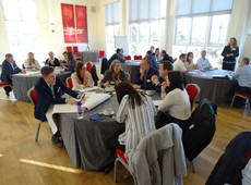 Businesses discuss Mid Wales Growth Deal vision in workshops