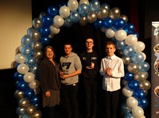 Ceredigion Youth Service Awards Night Success