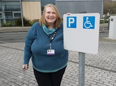 Helping to make someone's life a little bit more manageable –  an overview of a Blue Badge Administrator