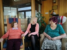 A day in the life of Dilys Megicks,  Manager of Hafan Deg Residential Home