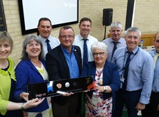 Prestigious insport silver award demonstrating a commitment to inclusion awarded to Ceredigion County Council
