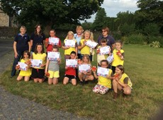 Cered and Penrhyncoch Brownies work together to increase their use of the Welsh language