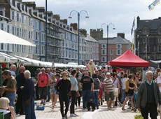 Sea2shore food festival returns to Aberystwyth promenade this August
