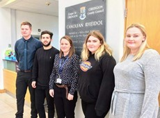 Ceredigion County Council's Apprenticeship recruitment campaign is now live