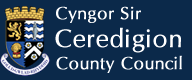 Ceredigion County Council Crest