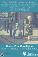 Clutter Free Ceredigion - Laura