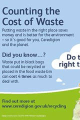 Counting the Cost of Waste